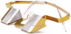 Y&Y Sicherungsbrille Classic Colorful Gelb, One Size,Sportbrille