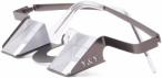 Y&Y Sicherungsbrille Classic Grau, One Size,Sportbrille