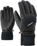 Ziener M Gowon AS PR Glove Schwarz | Größe 9 | Herren Fingerhandschuh