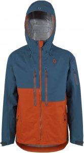 Scott M Explorair 3L Jacket Herren | Blau / Rot | S | +S,XXL