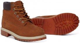 Timberland Youth 6-Inch Premium Waterproof Boot   Kinder Winterstiefel