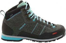 Vaude Womens Dibona Advanced Mid STX | Größe EU 37 / UK 4 / US W 6 | Damen Hiking- & Approach-Schuh
