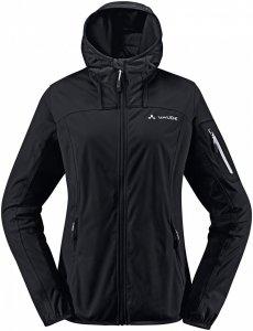 Vaude Womens Durance Hooded Jacket, Black   Größe 34,36,38,44,40   Damen Freizeitjacke