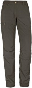 Vaude Womens Farley Zip-Off Capri Pants | Damen Hose