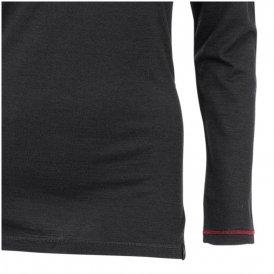 Maul - Merano Damen Merino Longshirt Shirt - Funktionsshirt -...
