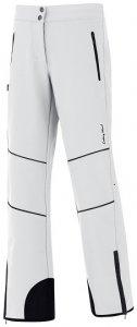 Maul - Steinplatte - Damen Softshellhose Winterhose - weiß-38/M