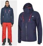 4F - NEODRY 10.000 - Herren Winter Ski Outdoorjacke - navy 3XL