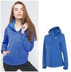 4F - NeoDry 5.000 - Damen Softshelljacke - blau melange 34/XS