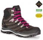 AKU - Alterra GTX Outdoor Trekking-Wanderschuhe Damen Goretex, schwarz EU 38