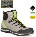 AKU - Alterra GTX Outdoor Trekking-Wanderschuhe Herren Goretex, grün grau EU 42