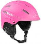 Black Crevice Erwachsene Skihelm ISCHGL Ski Helm, matt pink S