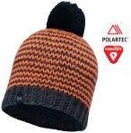 Buff Erwachsene Mütze Knitted Polar Hat Wintermütze Primaloft, orange grün