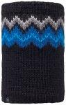 Buff Knitted und Polar Neckwarmer, Schlauchschal - schwarz blau