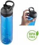 Contigo Trinkflasche Cortland Sport Fitness Flasche - 750ml - blau