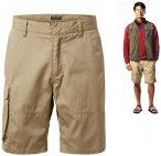 Craghoopers - Herren KiwiRipstop Breve lässige Outdoor Shorts, beige 4XL