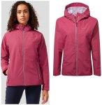 Craghoppers - Damen Regenjacke Vivacus Jacket, pink 36/S