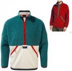 Craghoppers - dicke Fleece-Jacke - Whitlaw Fleece, rot M