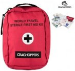 Craghoppers -  Sterile First Aid  - Erste Hilfe Set Red -...