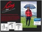 EuroSCHIRM - Göbel - Regenschirm Trekkingschirm - Swing...