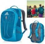 Gregory - Rucksack Sigma 28 - komfortabler Daybag mit vielen Raffinessen - blau