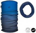 H.A.D. Originals - Printed Fleece Tube dickeres Multifunktionstuch Cap, grau ...