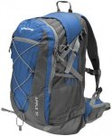 King Camp - Apple 30 - Rucksack mit Regencape - blau