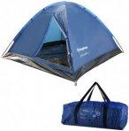 King Camp - MONODOME 3 - 100% wasserdicht - 2-3 Personen Zelt - blau