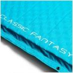 KingCamp - CLASSIC FANTASY -  selbstaufblasbare Matte - blau-bunt