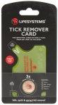Lifesystems - Zeckenentferner Tick Remover Card - im Kreditkartenformat