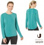 Marmot - Calavera Longshirt Damen Outdoor Shirt, grün 38/M