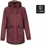 Marmot - Damen Ashbury Precip Eco Jacket Regenjacke, claret 38/M