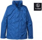 Marmot - Damen PreCip Eco Lite Jacket Regenjacke Hardshell, blau 38/M
