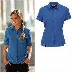 Maul - Agile II XT - Damen Outdoor Bluse - blau 36/S