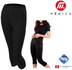 Medico - 3/4 Funktions Tights - Damen Funktionsunterwäsche, sanitized Hose 42/X