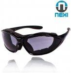 Nexi - S2 Black Mamba - Winter Sportbrille Sonnenbrille - 3 Wechselscheiben
