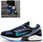 Nike Air Ghost Racer - AT5410 Herren Sportschuhe - blau EU 44.5