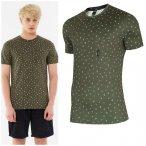Outhorn - Herren T-Shirt Baumwolle - oliv S