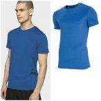 Outhorn - Herren Trainingsshirt - Sport T-Shirt - blau S