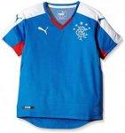 Puma - Champion - Kinder Sportshirt T-Shirt  - blau-152