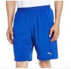 Puma Herren POWER COOL Laufshorts Sportshort - blau - XXL
