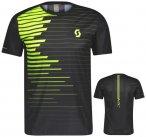 Scott - Herren Sport Shirt RC Run, schwarz M
