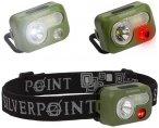SILVERPOINT - Stirnlampe SCOUT XL230 - wasserdicht!
