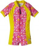 Stingray Kinder UV Schwim Anzug Swimsuit, Yellow, 68, 0-1 Jahre