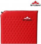 STUBAI - selbstaufblausbare Matte - rot