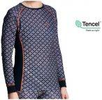 Tencel - Seaqual Jaquard Original 2.0 - Longshirt dickeres Damen Longsleeve -...