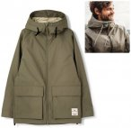 TRETORN - Eco Recycled Sarek 72, Winter Regenjacke, olive XL