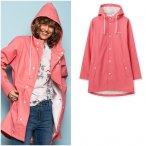 Tretorn - Wings Rain Jacket - Damen Regenmantel - coral XXS