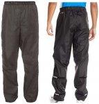 Vaude Fluid Full Zip Pants - Ii Hose 2 Lagen Regenhose, 54 XL