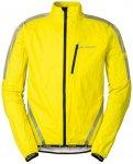 VAUDE Herren Regenjacke für Radsport Luminum Performance Jacket, gelb M 50