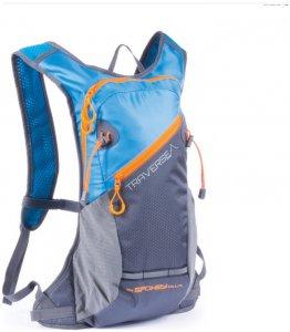 Spokey - Sportrucksack Fahrradrucksack - TREAVERSE  Rucksack - blau